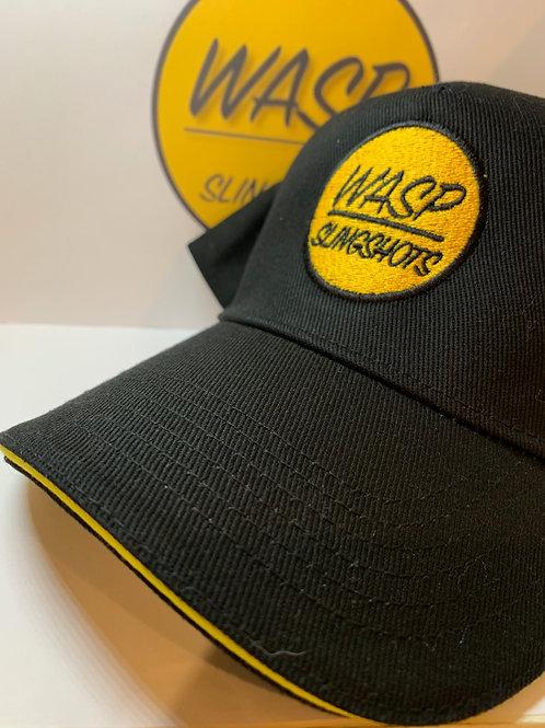 Wasp - Black Cap Yellow Trim