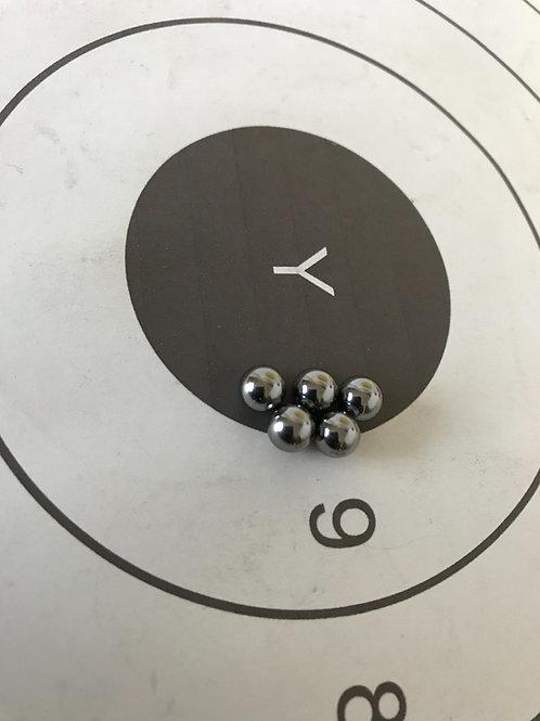 6mm Steel balls for 2050 tube retention