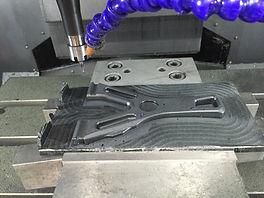 WASP Slingshots Prototype Machining