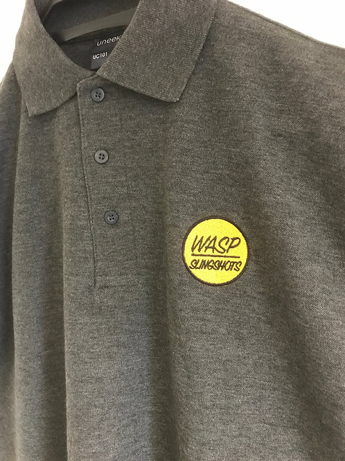 Wasp Polo Shirt - Embroided Logo