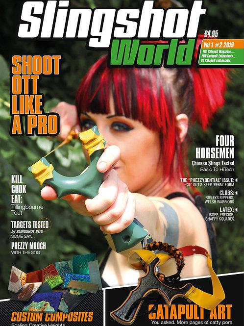 Slingshot World Magazine -  ( UK SALES ONLY )