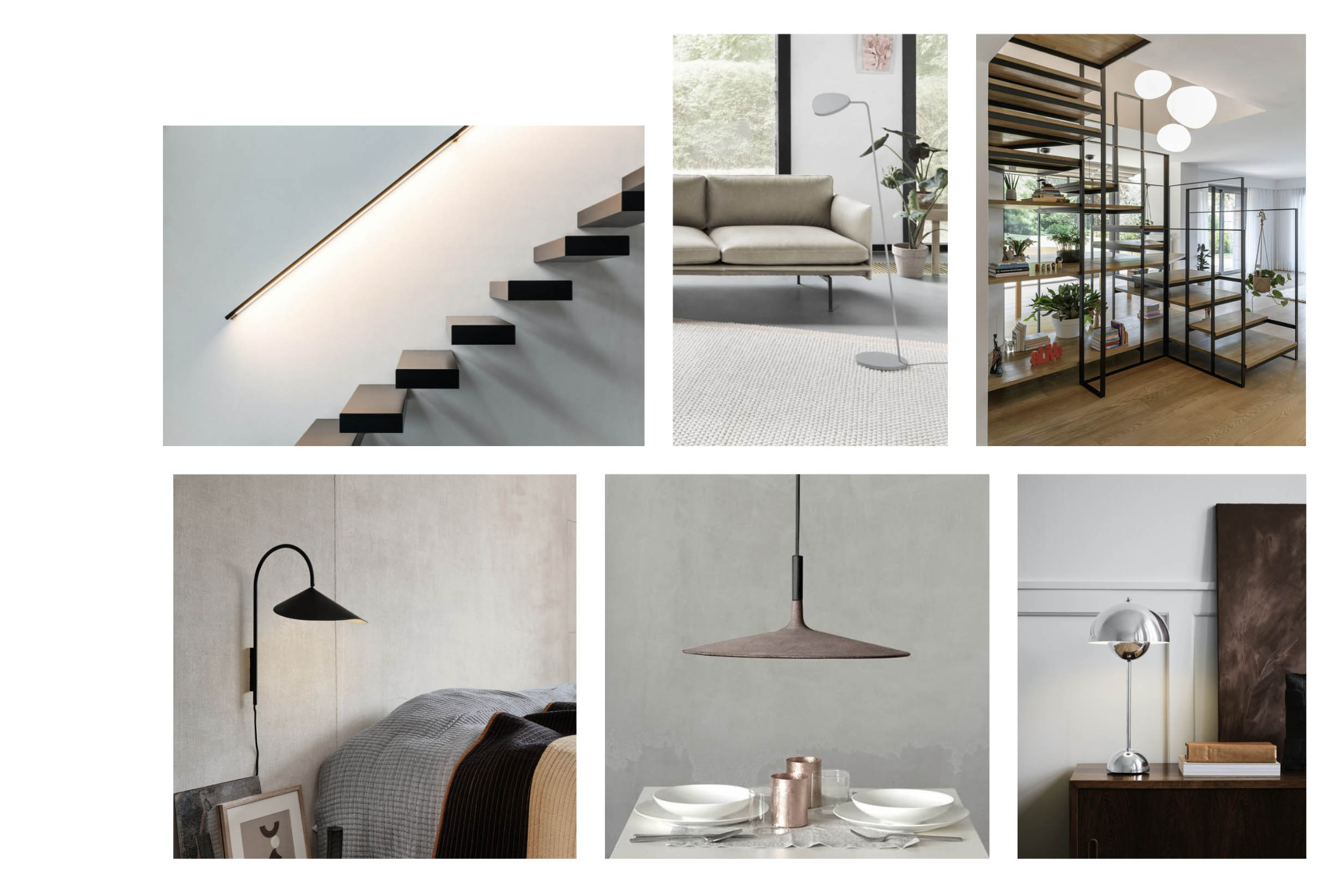 Lichtplan voor interieurontwerp Nijmegen