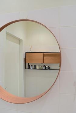 Maatwerk badkamermeubel De Hallen Amster