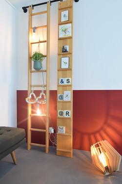 Interieurontwerp familiehuis Weesp