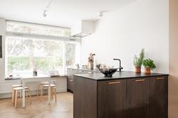 Verbouwing keuken Bilthoven