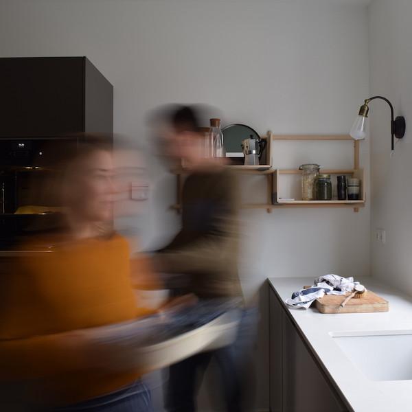 keuken nieuwbouwwoning
