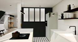 interieurontwerp en keukenontwerp verbou