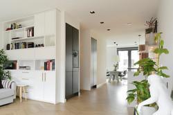 Interieurontwerp nieuwbouw appartement M