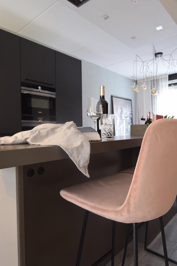 Urban keukenontwerp nieuwbouw Houthavens Amsterdam