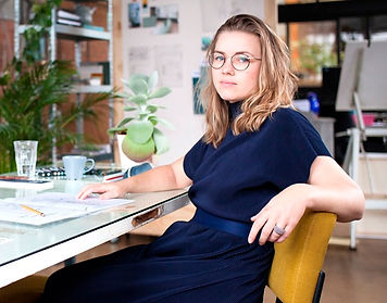 Lieke Sanders - interieurontwerpe en eigenaar Studio Lieke Sanders