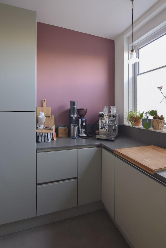 Interieurontwerp keukenontwerp vintage n