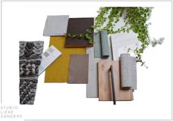Kleur- en materialenadvies nieuwbouwwoning Weespersluis