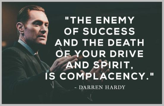 The Enemy of Success