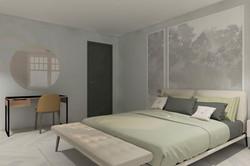 Interieurontwerp voor nieuwbouw villa We