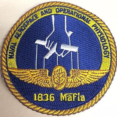 1836 Mafia Patch