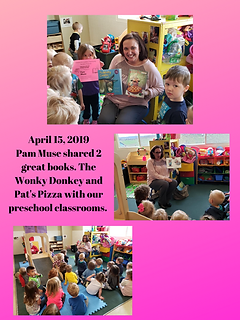 April 15, 2019 Pam Muse shared 2 great b