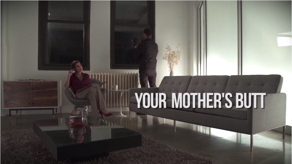 Your Mother's Butt
