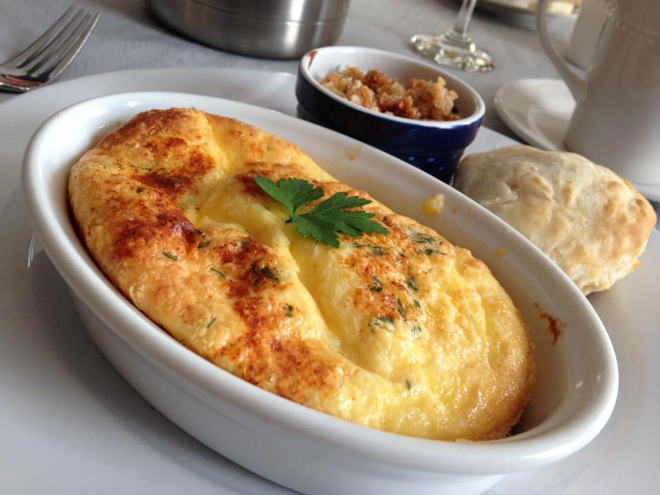 Gourmet Breakfast - Linden Manor Bed and Breakfast