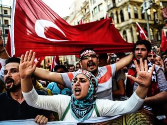 Le pacte dangereux des Etats Unis avec la Turquie.
