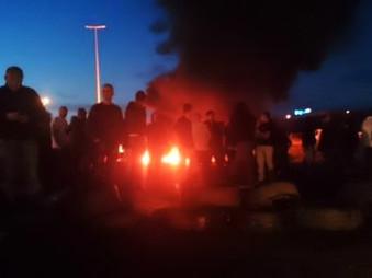 Fusillade de Roye : l'A1 bloquée par des proches des victimes
