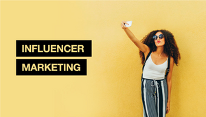 marketing d'influence wix