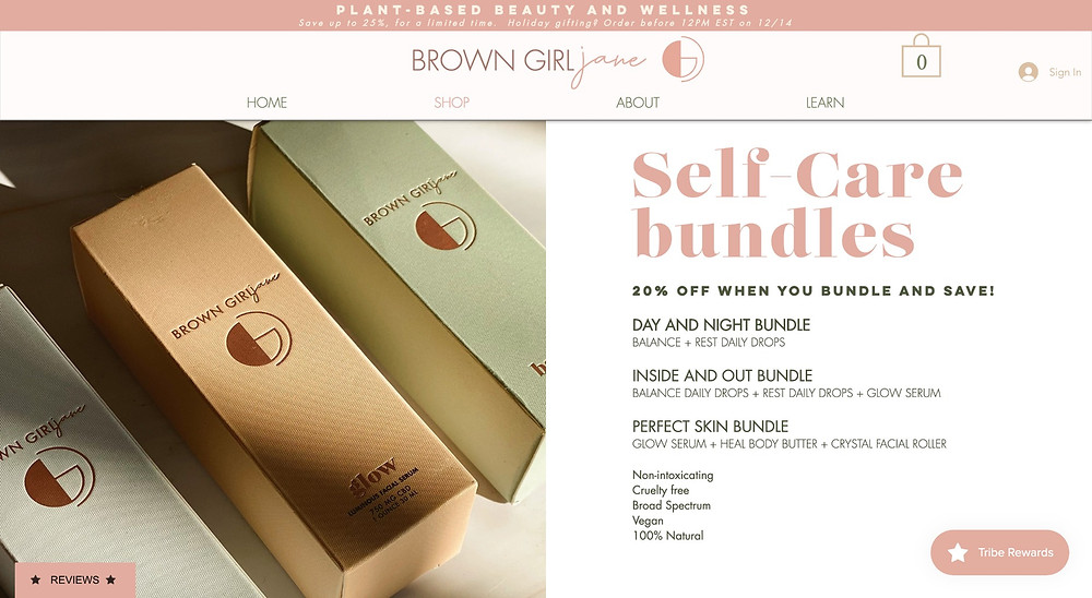 Brown Girl Jane bundles