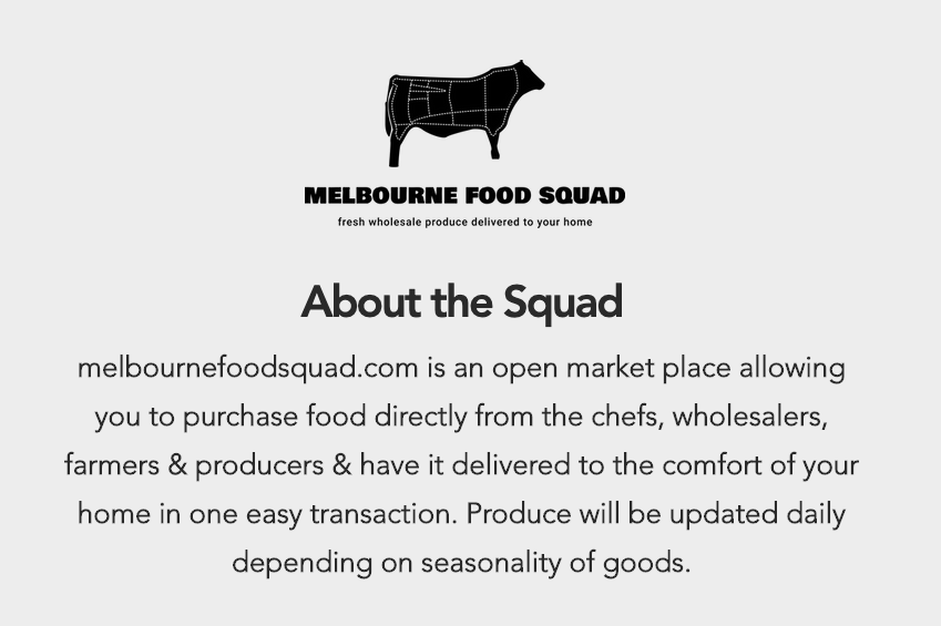melbourne food squad about us page