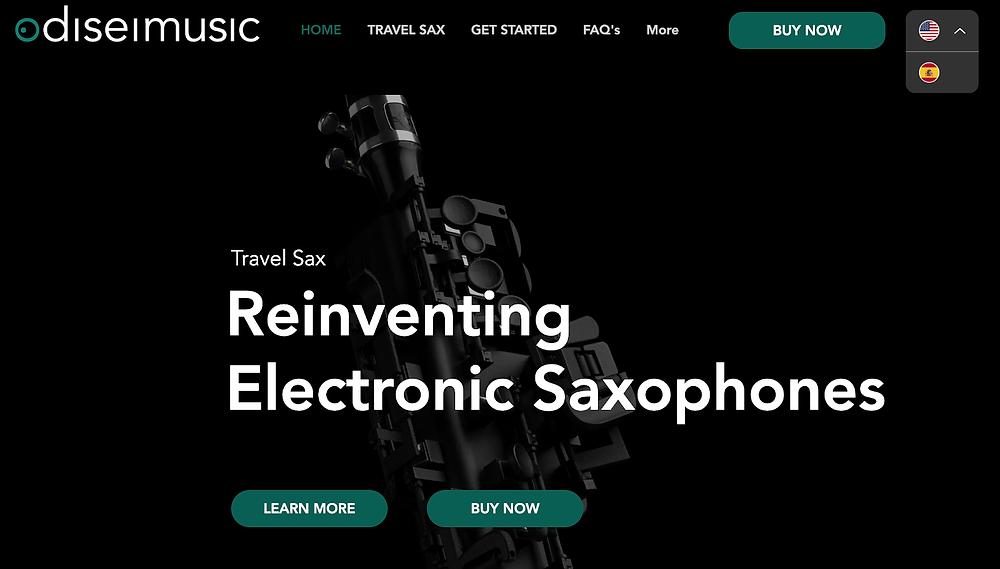 odisei music personalization
