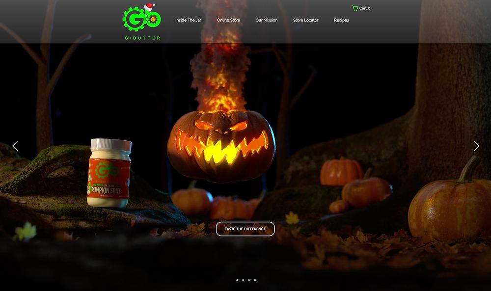 gbutter homepage