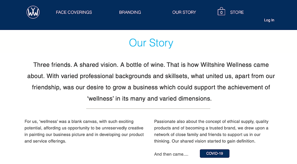 wiltshire wellness about us page
