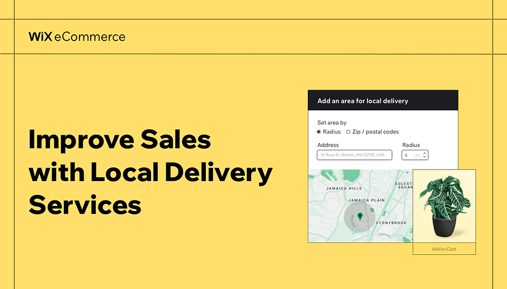 How Adding Local Delivery Services Can Improve Sales