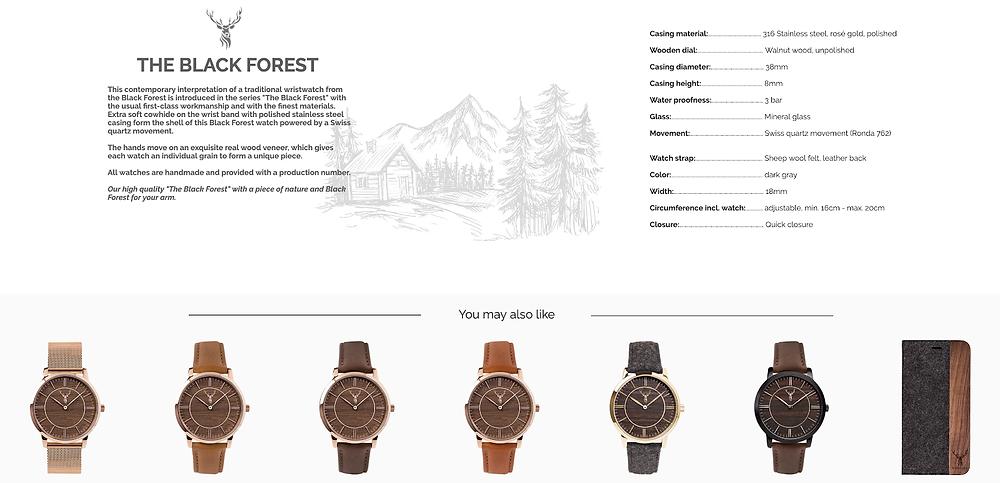 timber & jack personalization