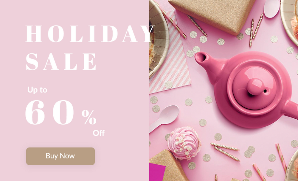 Holiday Sale Campaign