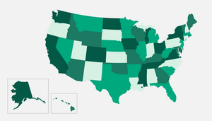Wix eCommerce Growth Report: The Top Selling Product Categories across Every US State