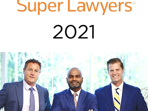 Leitner Varughese Warywoda Attorneys Selected by SuperLawyers for 2021