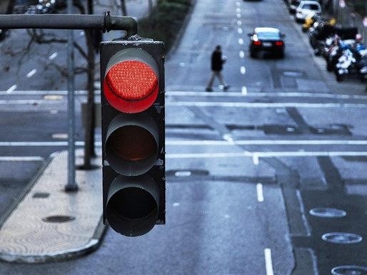 Car Accidents Caused by Red-Light Runners