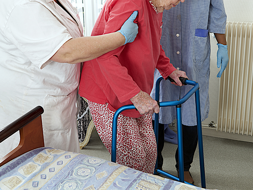 Filing a Lawsuit for a Nursing Home Fall