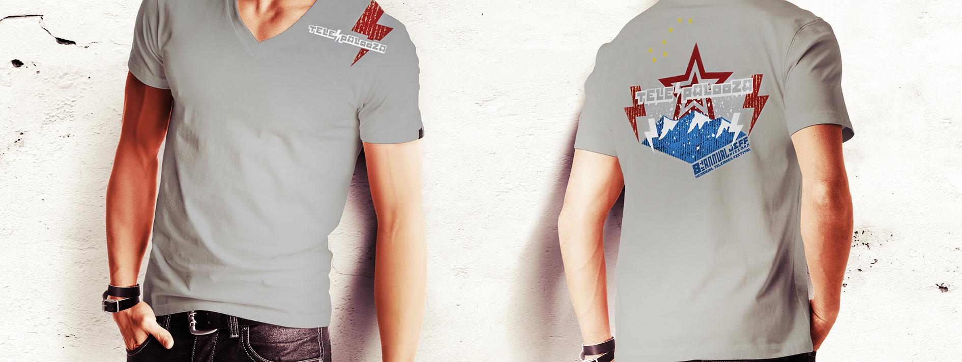 Telepolooza Music Festival T-Shirt