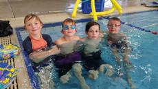 Year 2 Swimming