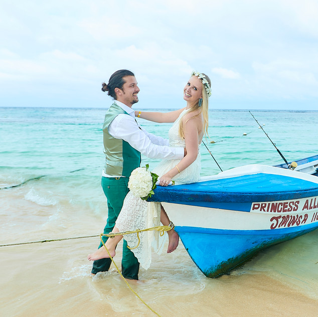 Photo Wedding Jamaica