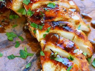 """Grilled - The """"Best"""" Chicken Marinade"""