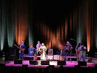 Direct from the Dunes - Tinariwen rocks the Chan Centre!