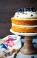 Sweet Delights Series - Lemon Blueberry Olive Oil Cake