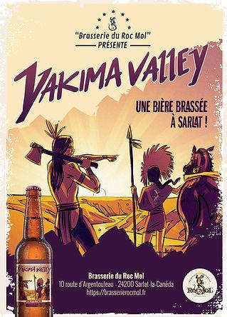 Affiche Brasserie du Roc Mol A2 YV RVB.j