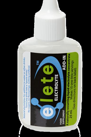 Elete Electrolyte