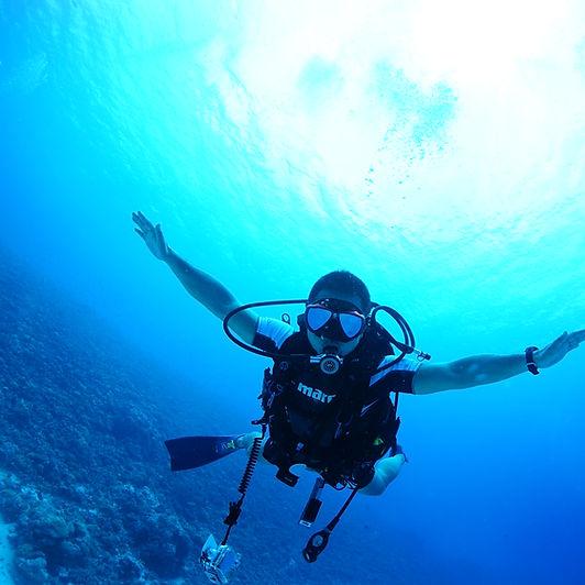 ボート体験ダイビング.JPG