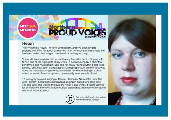 Meet our Members: Helen