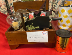 #36 Country Accents 'Basket'