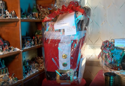 #55 The Claus Basket