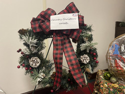 #2 Country Christmas Wreath